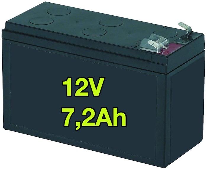 Batería SAI universal todas las marcas