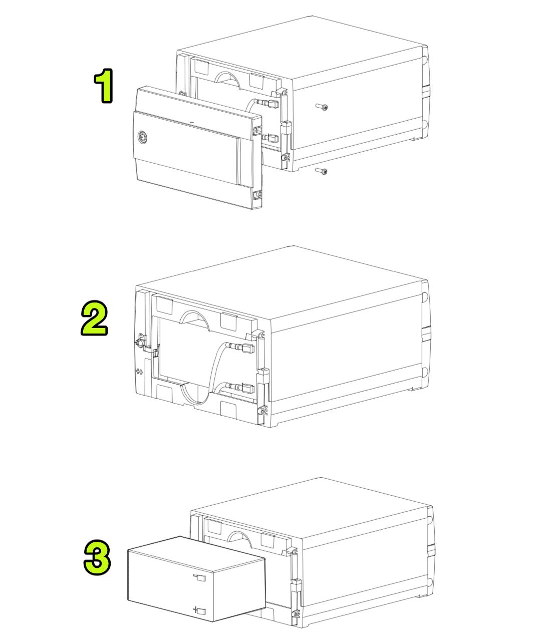Cambiar batería SAI APC